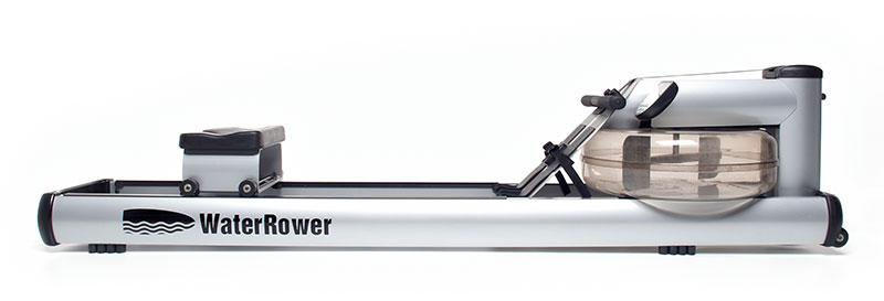 remadora comercial, waterrower m1, el equipo para gimnasio
