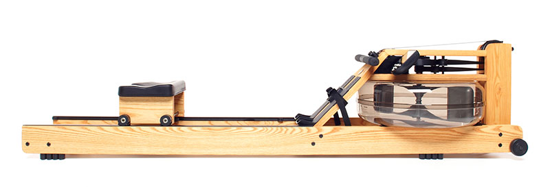 Remadora WaterRower Natural, especial para el gimnasio en casa