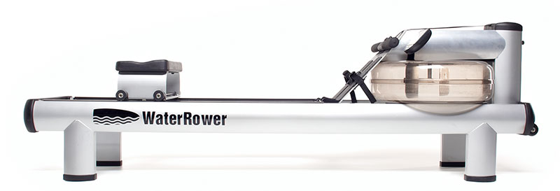 remadora comercial, waterrower m1 hi rise, el equipo para gimnasio